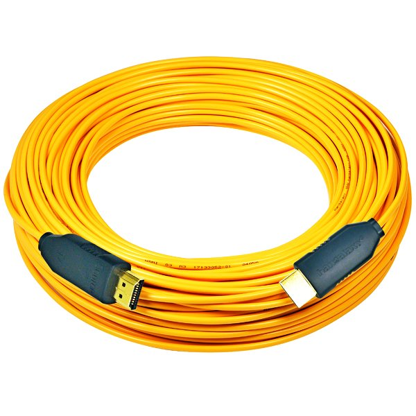 Ultra Strong 4K at 60Hz 18Gbps AOC Fiber Optic HDMI Cable